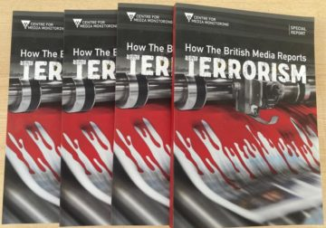 CfMM Special Report: How The British Media Reports Terrorism